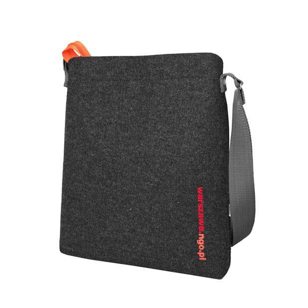 0d420c7f0a8dd Torba filcowa na ramię gadżet reklamowy z logo firmy torby z filcu ...